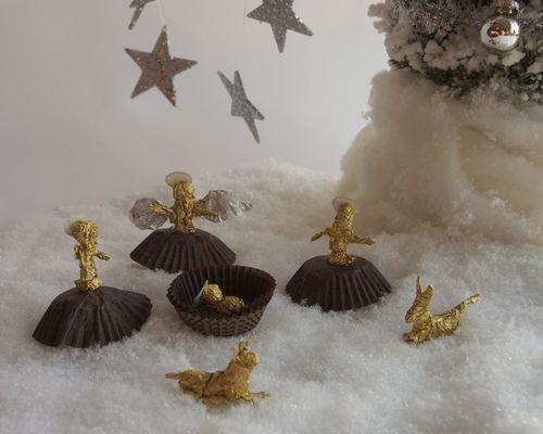 Weihnachtsdeko Ferrero.Niehaus3 Kolumbus Kurz Vor Schluss Weihnachtsdeko Schnell Gemacht